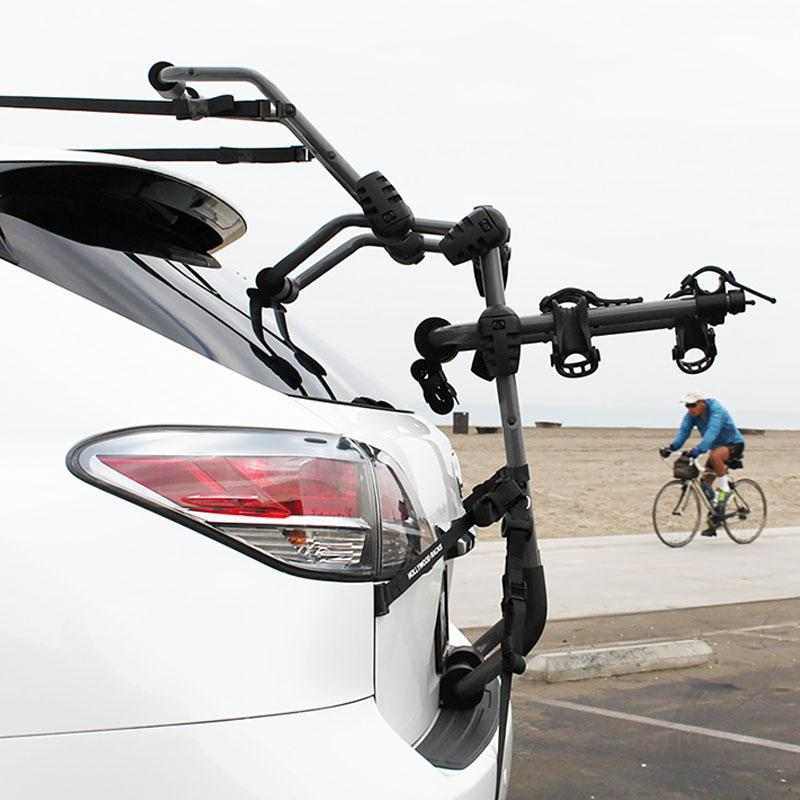 Easy to Install Trunk Bike Rack by Hollywood Racks