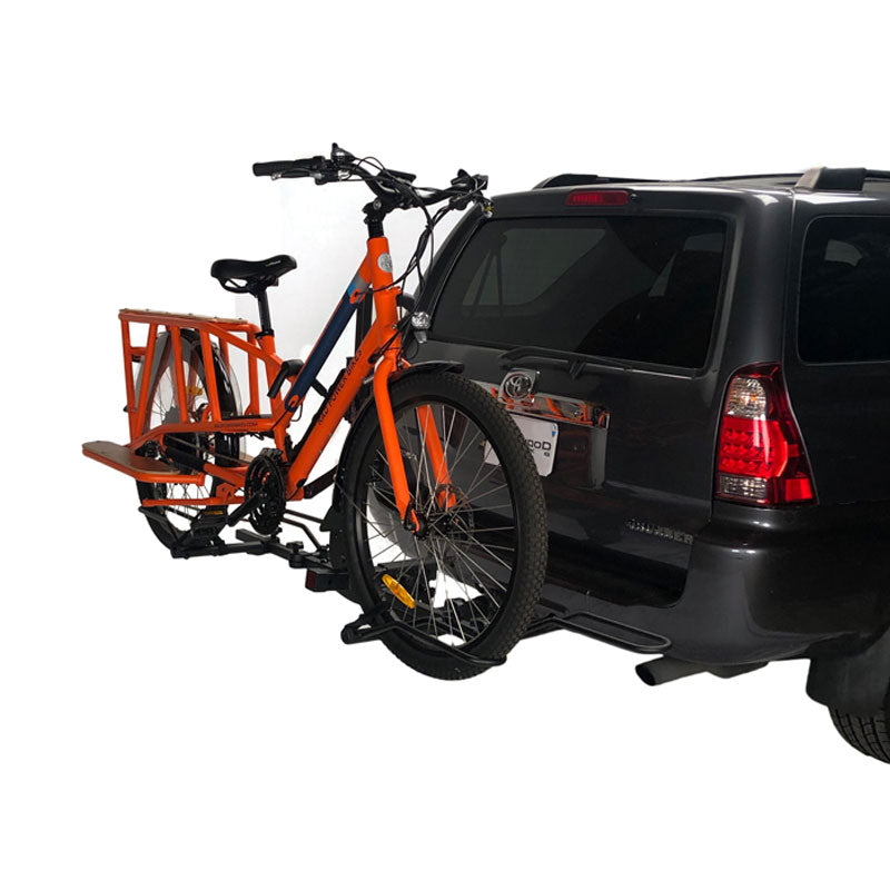Hitch Bike Rack for Heavy Electric Bikes