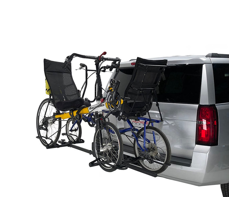 Sport Rider 2 Recumbent Hitch Bike Rack