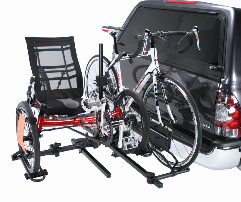 Sport Rider SE Recumbent Bike Rack W/ Trike Adapter 2
