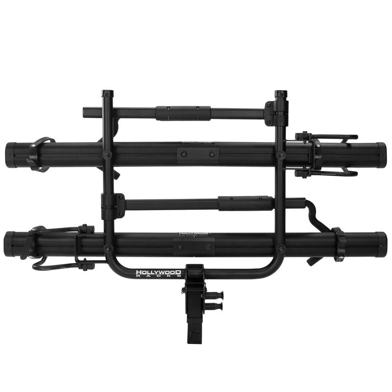 TRS foldable hitch bike rack by Hollywood Racks