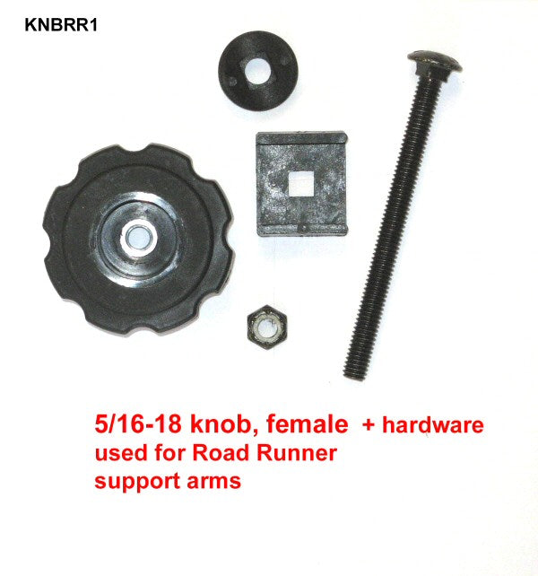KNOB & HARDWARE FOR SUPPORT ARMS