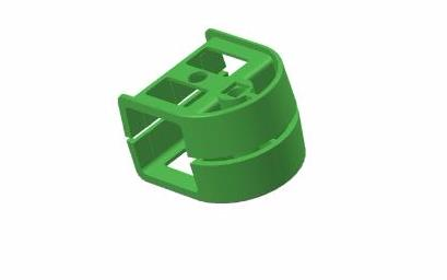 WHEEL HOLDER PLASTIC INSERT