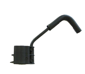Short-Wide Frame Hook for Recumbent Bike Racks - Precision Slide