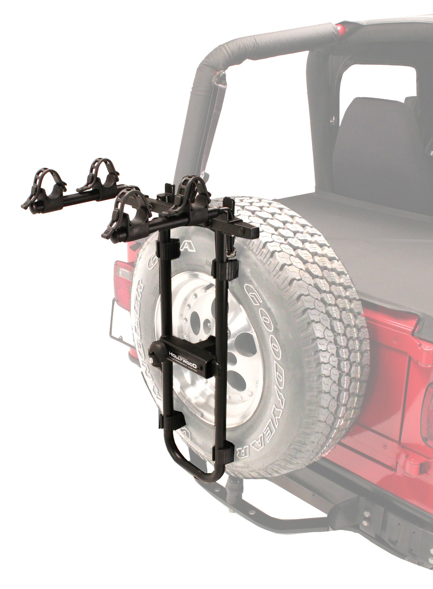 rack two mounted hitch bike and racks products upzy hollywood trs
