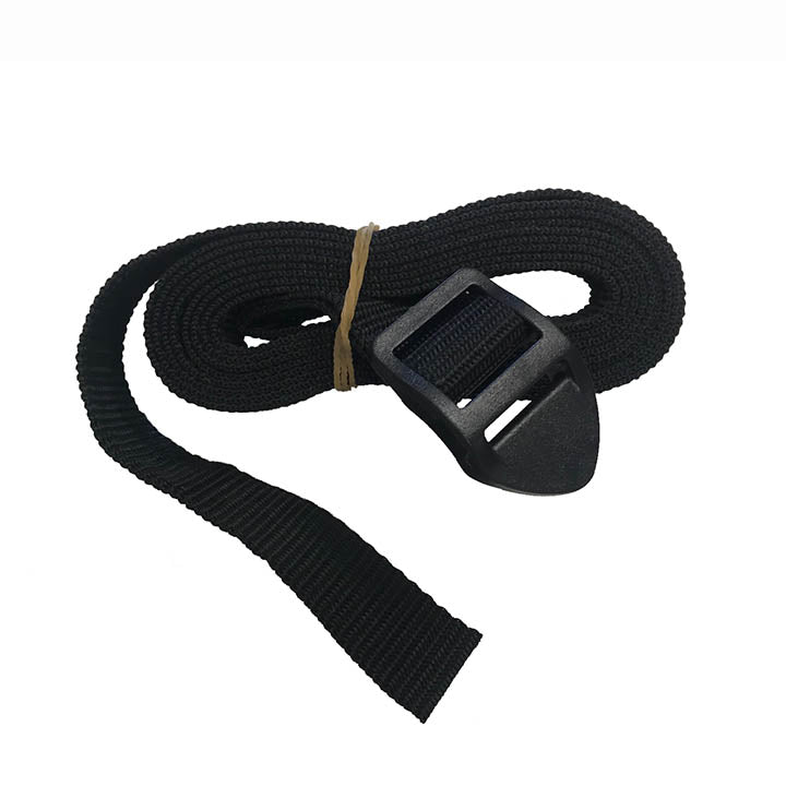 "86"" TIE DOWN STRAP WITH BUCKLE"
