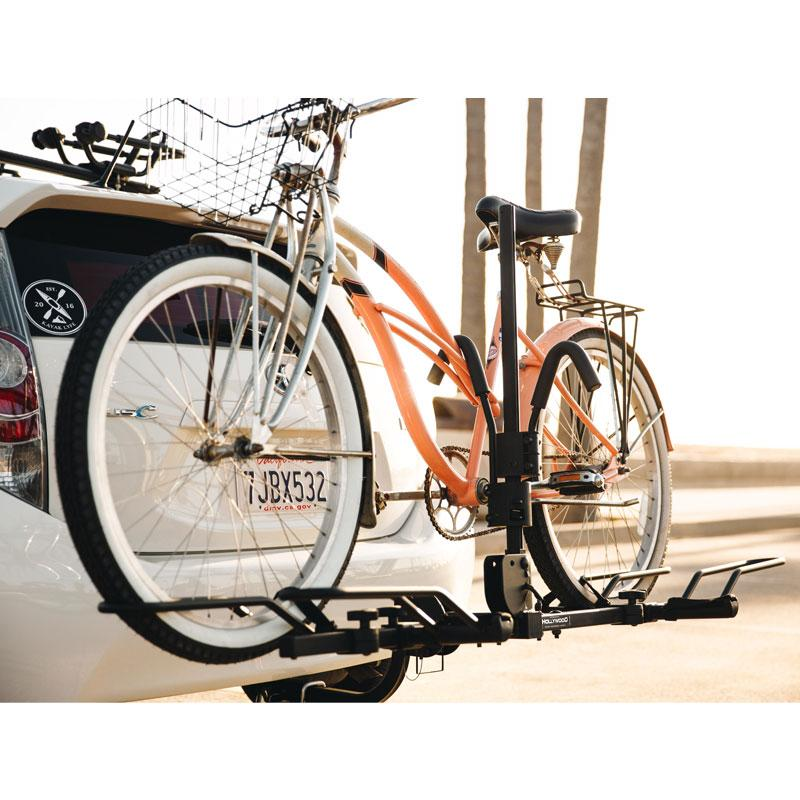 Hitch Mounted Bike Rack for Recumbent Bike Hollywood Racks