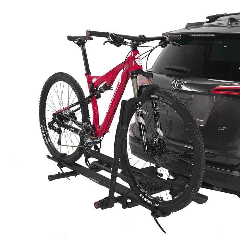 TRS hitch bike rack by Hollywood Rack