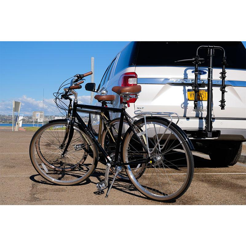 Hitch Bike Rack for Family Traveler Hitch Rack by Hollywood Racks