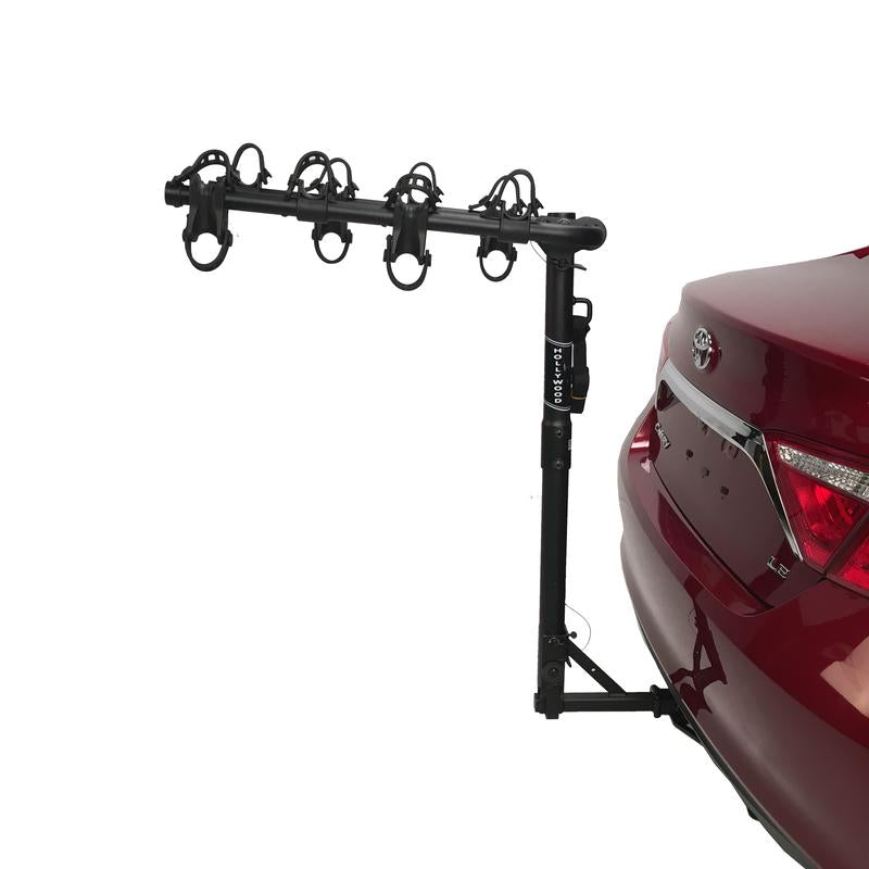 Hitch Bike Rack for four bikes by Hollywood Racks