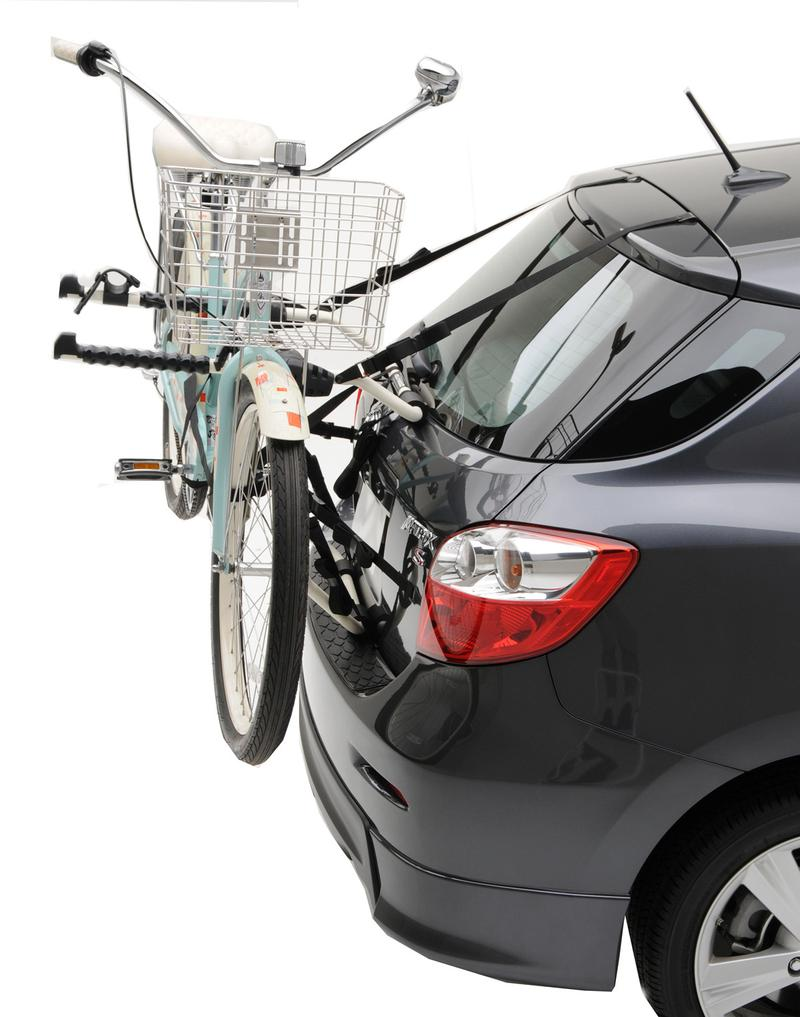 Affordable Car Trunk Bike Rack Gordo from Hollywood Racks