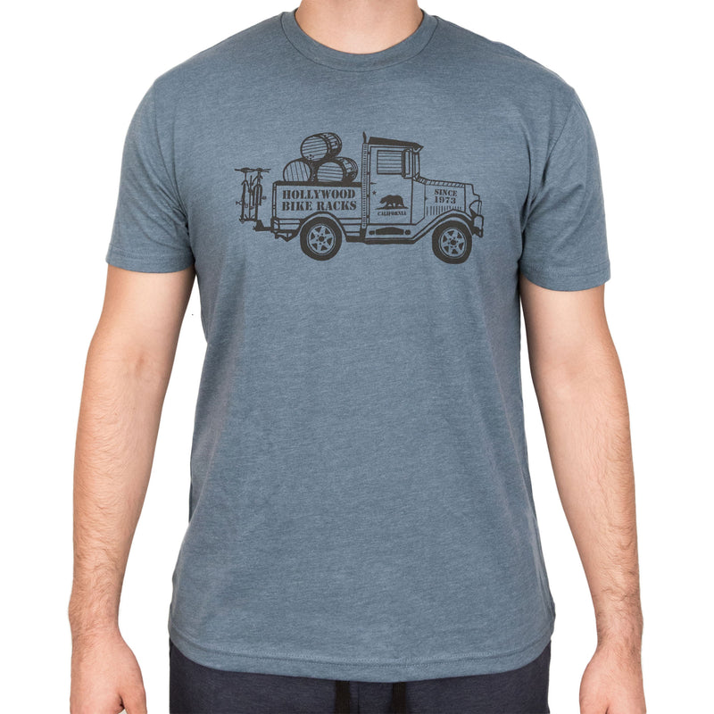 Short Sleeve T-Shirt - Teal