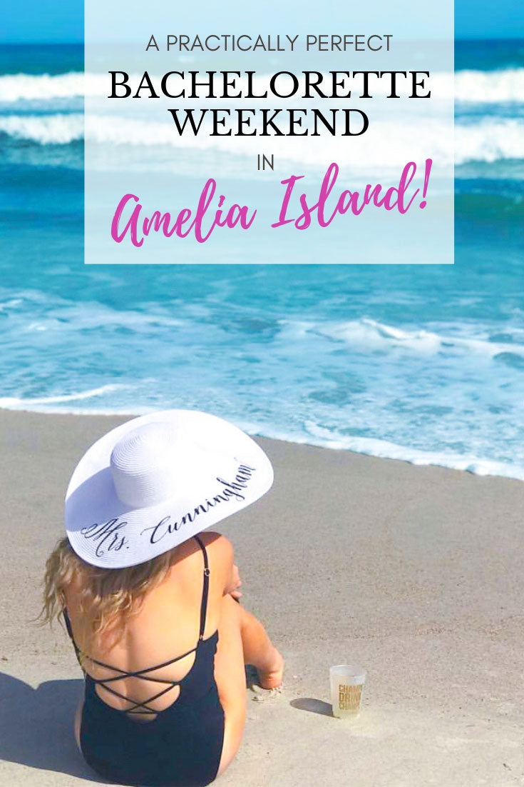 planning a bachelorette party in amelia island!