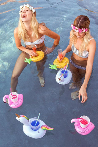 drink floaties