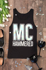 Bachelorette Party Shirts - MC Hammered  | Can't Touch This
