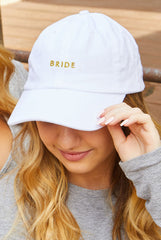 Bride | Babe - Bachelorette party dad hats