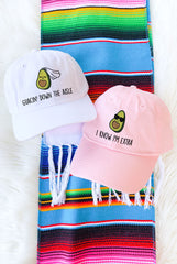 PRESALE! Guacin' Down the Aisle - Fiesta Avocado Hats!