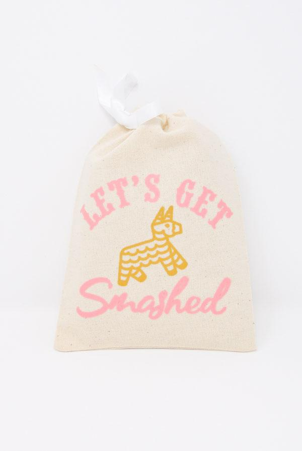 Let's Get Smashed! Fiesta Hangover Kit Bags