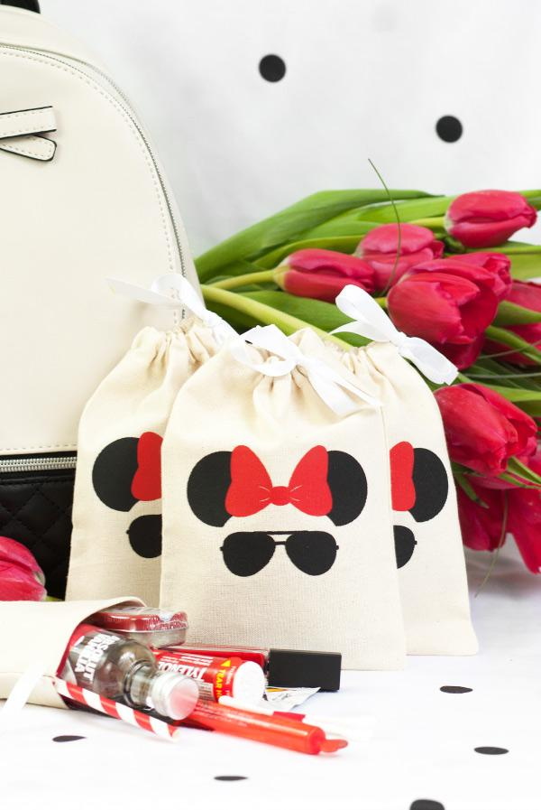 Mouse Squad Bridesmaid Gift Bags