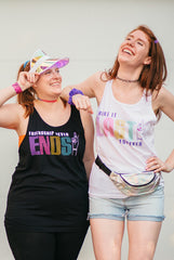 Make It Last Forever | Friendship Never Ends - Girl Power Tank Tops