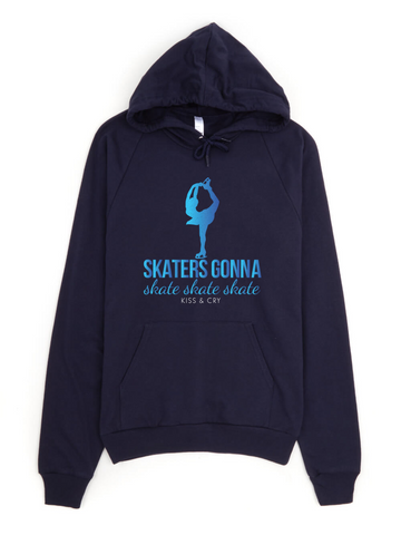 Skaters Gonna Skate Hoodie
