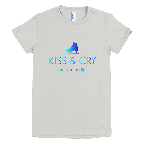 Kiss & Cry Logo - The Skating Life