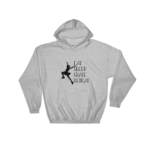 Eat Sleep Skate Repeat - Hoodie