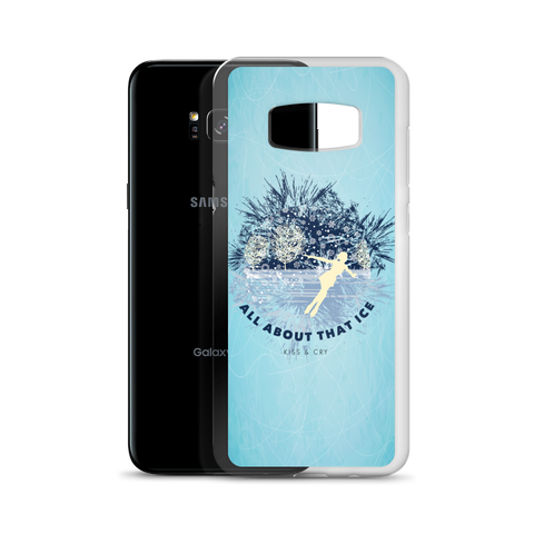 All About The Ice - Phone Case