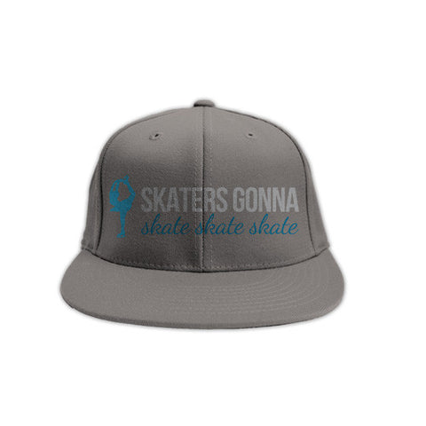 Skaters Gonna Skate Ballcap