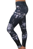 Cityscape Crossover Leggings