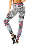 Ethnic Touch Leggings