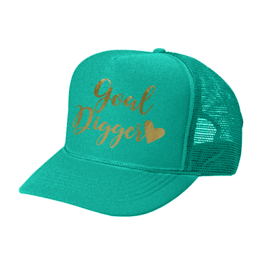 Goal Digger Hat - 3 Colors