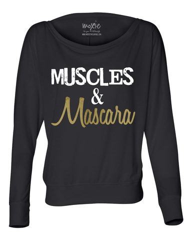 Muscles & Mascara Long Sleeve Dolman