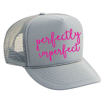 Perfectly Imperfect Hat