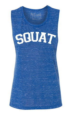 SQUAT Muscle T - 2 colors