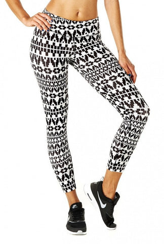 Mono Tribal 7/8 Leggings