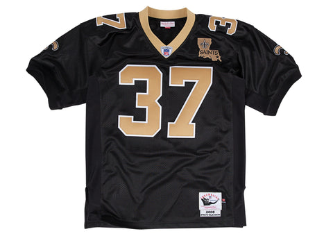 1d9b6e329 Steve Gleason 2006 Replica New Orleans Saints Jersey - Black – Team ...