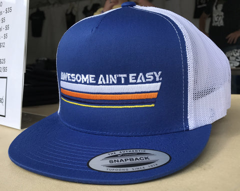 Awesome Ain't Easy Trucker Hat