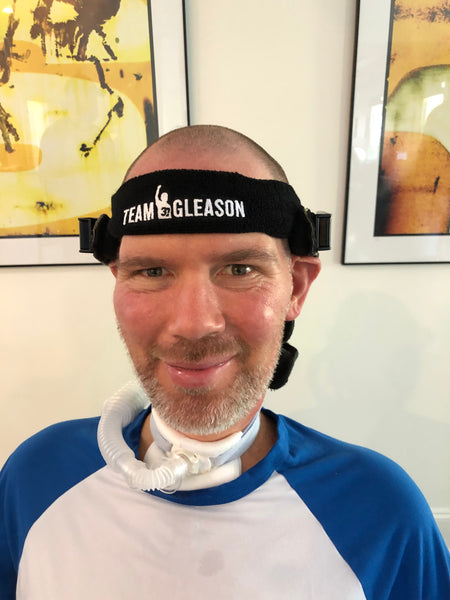 Team Gleason Head Sweatbands