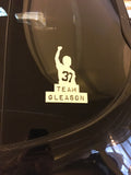 Team Gleason Sticker Pack