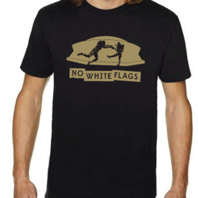 No White Flags Rebirth Mens T-shirt