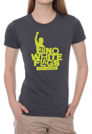 No White Flags Womens T-shirt