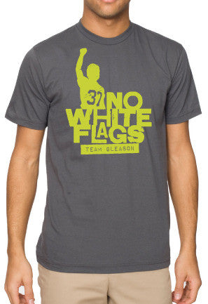 No White Flags Mens T-shirt