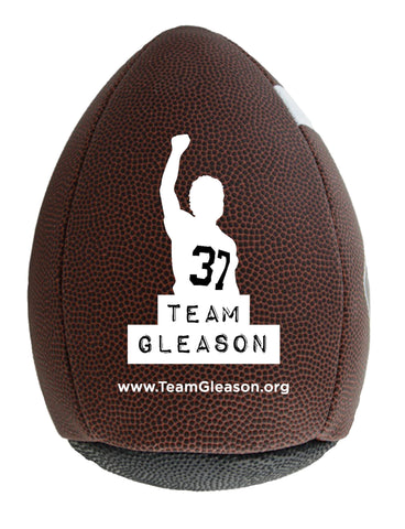 Team Gleason Passback Football