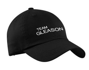 Team Gleason Hat