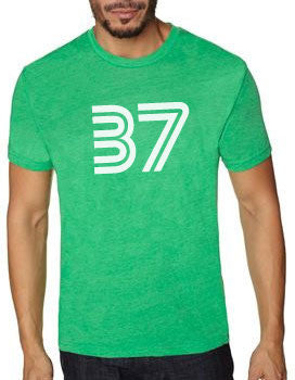 Retro 37 Team Gleason Mens T-shirt