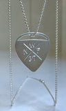 Gleason Tags - Sarah Ott Sterling Silver Necklace Charms