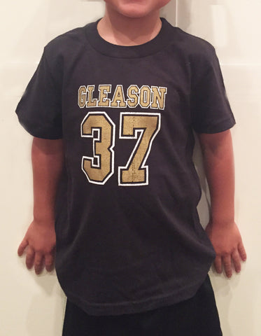 Toddler Gleason 37 T-shirt