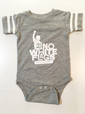 No White Flags Onesie