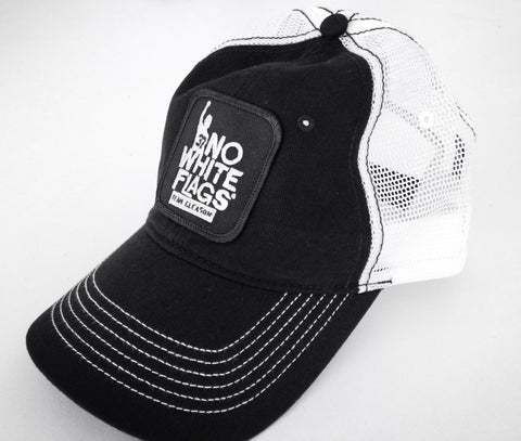 Team Gleason No White Flags Patch Hat